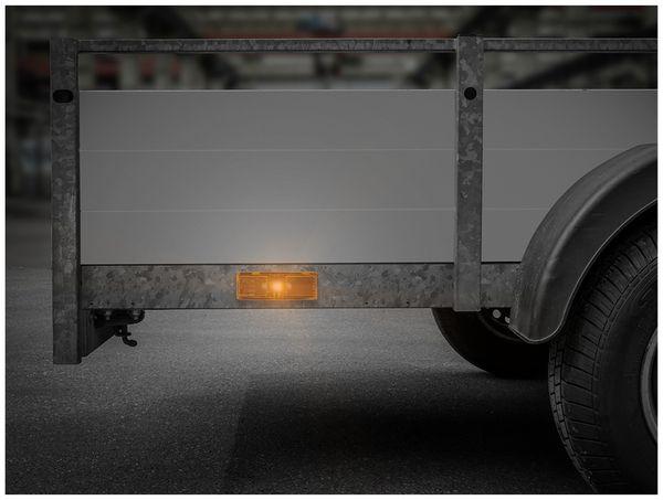 Seitenmarkierungsleuchte LAS 10119, 12 V, orange - Produktbild 3