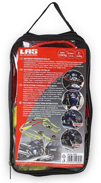 Motorrad Verzurrsystem LAS 10323, 2-teilig - Produktbild 2