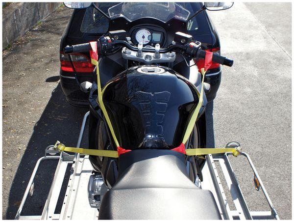 Motorrad Verzurrsystem LAS 10323, 2-teilig - Produktbild 4