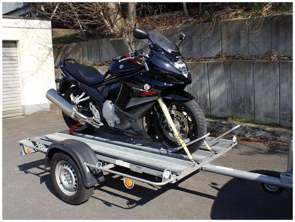 Motorrad Verzurrsystem LAS 10323, 2-teilig - Produktbild 5