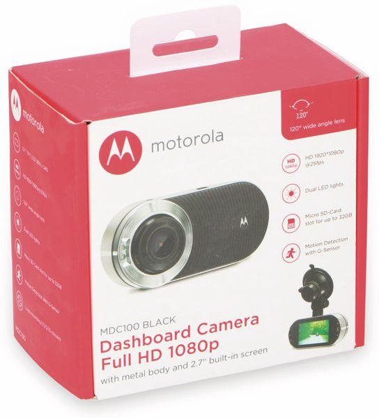 "Dashcam MOTOROLA MDC100, 1080p, 2,7"" - Produktbild 2"