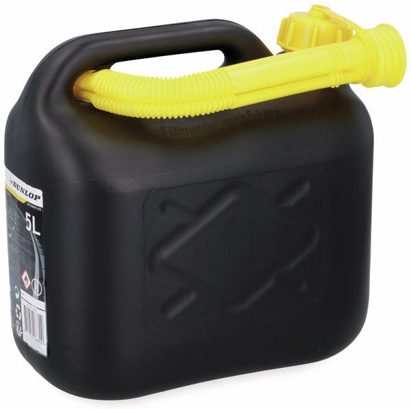 Benzinkanister DUNLOP, 5 L