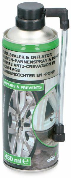 Pannenspray für PKW und Zweirad, 450 ml