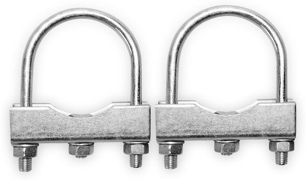 Stützhalter, EUROTOOLS, 70 mm - Produktbild 2