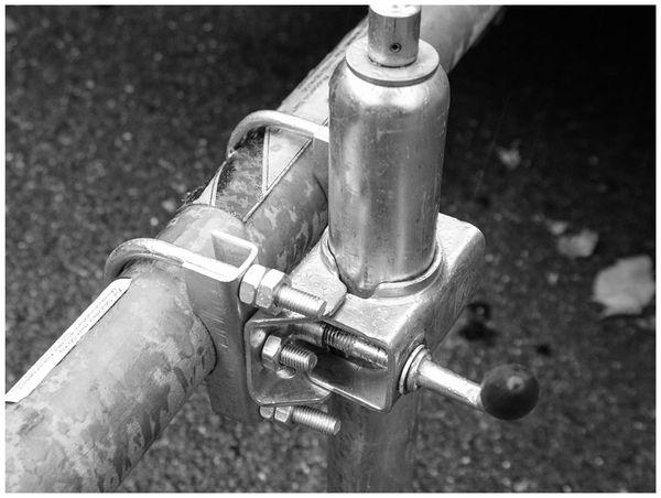 Stützhalter, EUROTOOLS, 70 mm - Produktbild 3