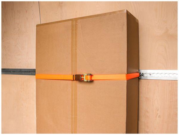 Spanngurt LAS, mit Ratsche, 500x2,5 cm, 500 kg - Produktbild 5