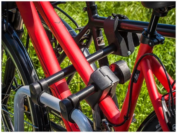 Heckträger EUFAB James, 2 Fahrräder - Produktbild 3