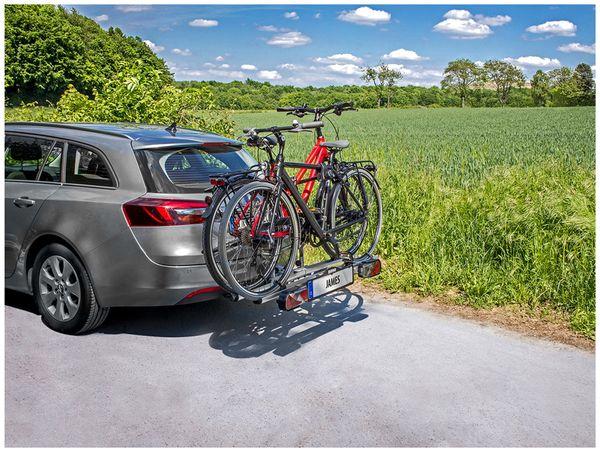Heckträger EUFAB James, 2 Fahrräder - Produktbild 5