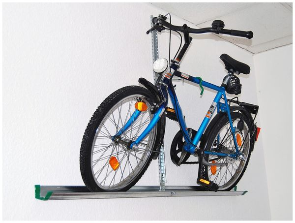 Fahrrad-Wandhalter EUFAB 16408, 25 kg - Produktbild 3