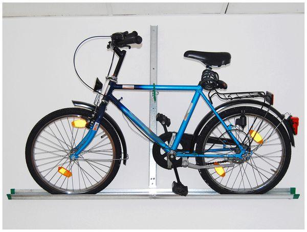 Fahrrad-Wandhalter EUFAB 16408, 25 kg - Produktbild 4