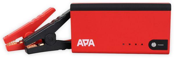 Jumpstarter APA 16480, Lithium Ionen, 11.000 mAh