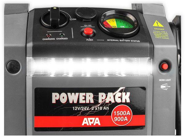 Starthilfegerät APA 16524, 12/24 V - Produktbild 5