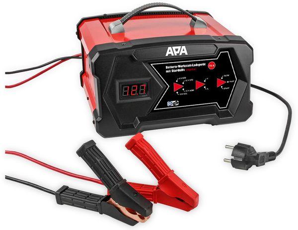 Werkstattladegerät APA 16631, 6/12 V - Produktbild 3