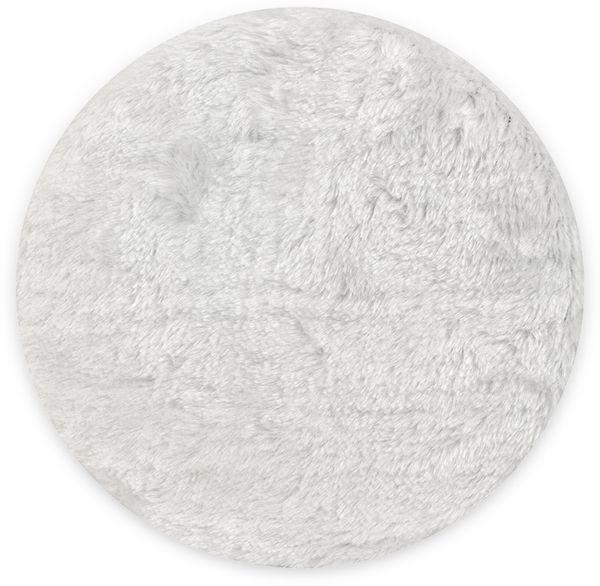 Polierhaube, Synthetikwolle, 180 mm