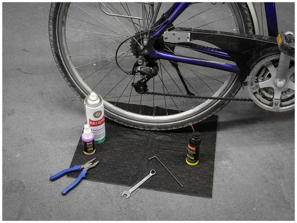 Umweltschutzmatte EUFAB 21079 OilPad, 40x50 cm - Produktbild 2