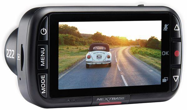 """Dashcam NEXTBASE 222, 1080p, 2,5"""" - Produktbild 8"""