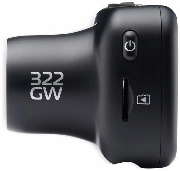 "Dashcam NEXTBASE 322GW, 1080p, 2,5"" Touch, WiFi, GPS - Produktbild 4"