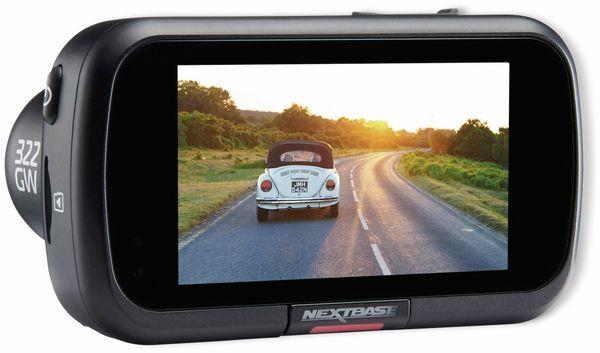 "Dashcam NEXTBASE 322GW, 1080p, 2,5"" Touch, WiFi, GPS - Produktbild 8"