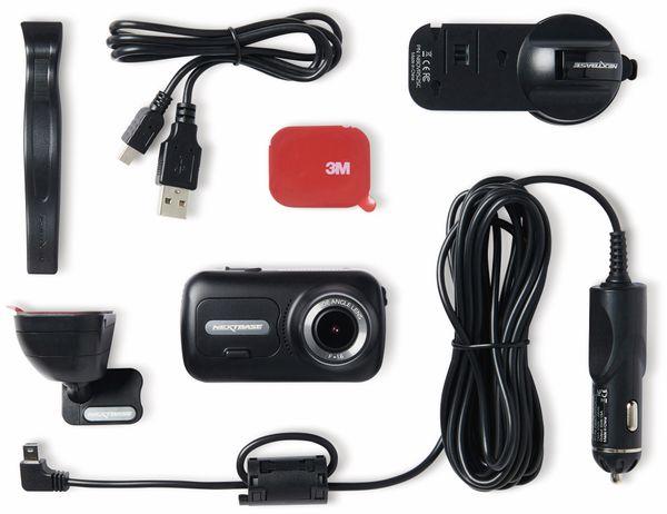 "Dashcam NEXTBASE 322GW, 1080p, 2,5"" Touch, WiFi, GPS - Produktbild 9"