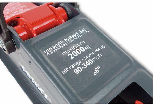 Hydraulik-Wagenheber AMIO, 2000 Kg - Produktbild 4