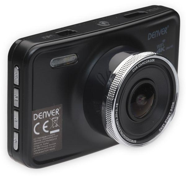 Dashcam DENVER CCG-4010, GPS-Funktion, 4K - Produktbild 3