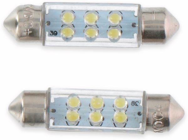 LED-Lampe DUNLOP, 12V~, 2 Stück - Produktbild 2