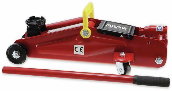 Hydraulik-Wagenheber ABSAAR, 2000 kg