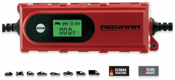 Batterie-Ladegerät ABSAAR 6/12 V-