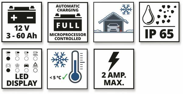 Batterie-Ladegerät EINHELL CE-BC 2 M - Produktbild 3