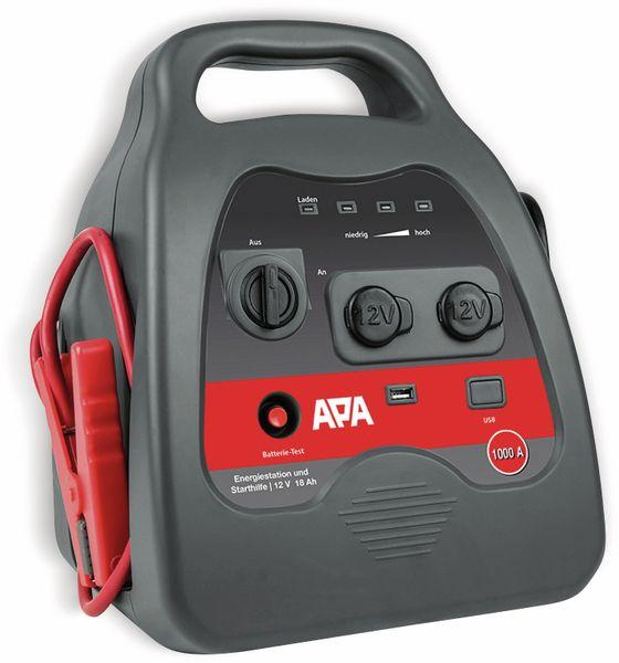 Starthilfegerät APA 16644, 12 V, 1000 A