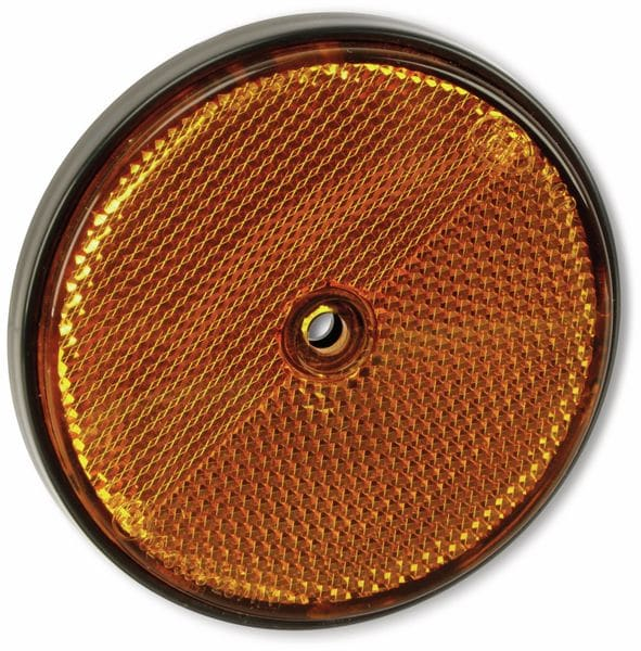 Reflektor, orange