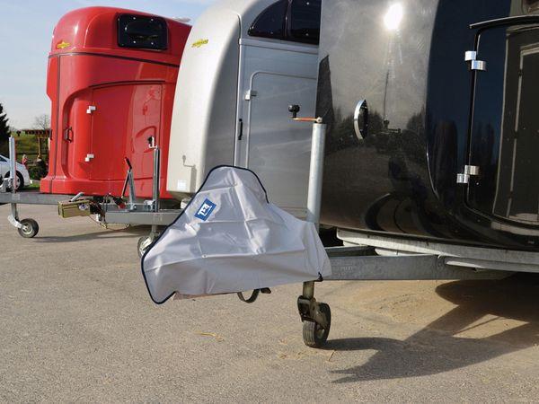 Deichselschutzhaube TFA 88847, 910x590 mm, grau - Produktbild 3