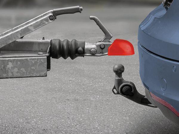 Anhängerkupplungsschutz LAS 10415, rot, - Produktbild 2