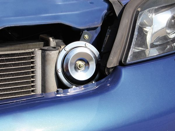Autohupe EUFAB 16490, 12 V-, Tellerhorn - Produktbild 2