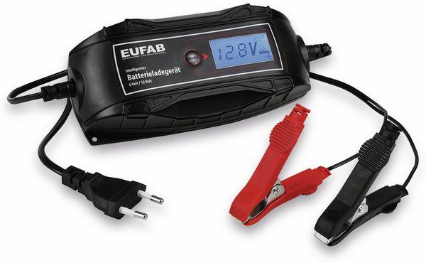 Batterie-Ladegerät EUFAB 16615, 6/12V- 4A