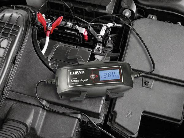Batterie-Ladegerät EUFAB 16616, 6/12V 4A - Produktbild 2