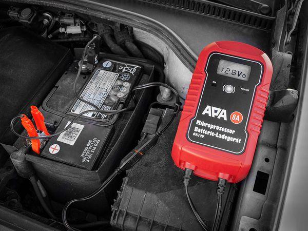 Batterie-Ladegerät APA 16621 - Produktbild 2