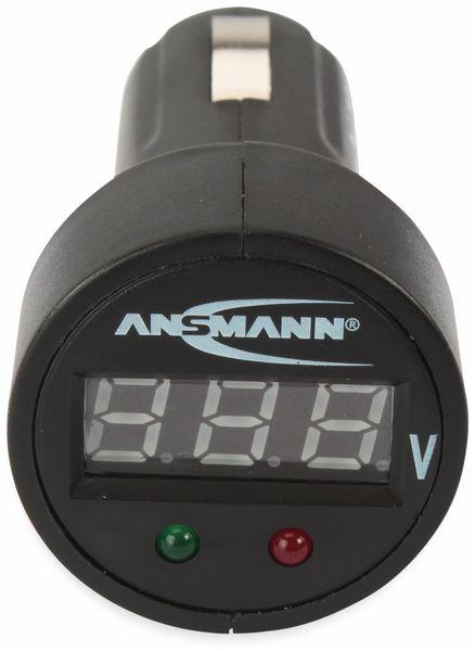 KFZ-Batterietester ANSMANN für 12/24 V- Batterien - Produktbild 2