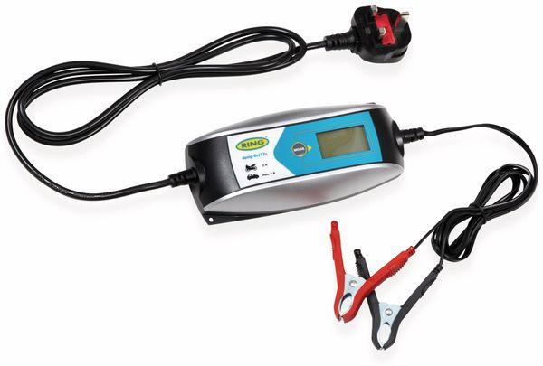 Batterie-Ladegerät RING RESC404, 6/12 V-, 4 A