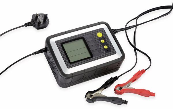 Batterie-Ladegerät RING RESC612, 12 V-, 12 A - Produktbild 2