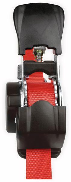 Spanngurt LAS 10344, mit Aufrollautomatik, 250 daN, 3 m - Produktbild 8