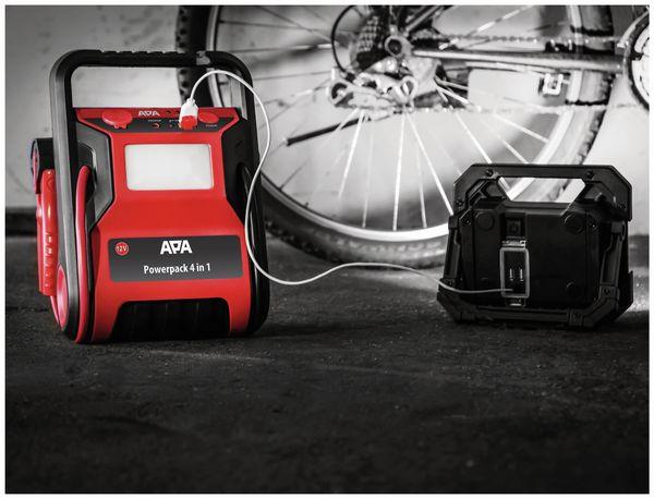 Starthilfegerät APA 16553, 4 in 1, Powerpack - Produktbild 6