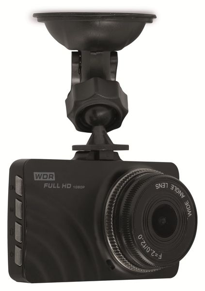 "Dashcam DENVER CCT-2011, 1080p, 3"", 12 V, inkl. 4 GB SD-Karte"