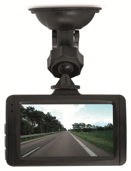 "Dashcam DENVER CCT-2011, 1080p, 3"", 12 V, inkl. 4 GB SD-Karte - Produktbild 2"