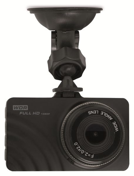"Dashcam DENVER CCT-2011, 1080p, 3"", 12 V, inkl. 4 GB SD-Karte - Produktbild 3"