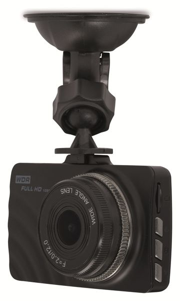 "Dashcam DENVER CCT-2011, 1080p, 3"", 12 V, inkl. 4 GB SD-Karte - Produktbild 4"