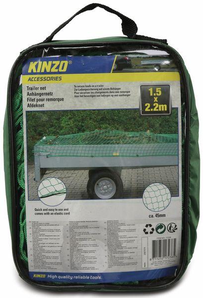 Anhängernetz KINZO, 150x220 cm