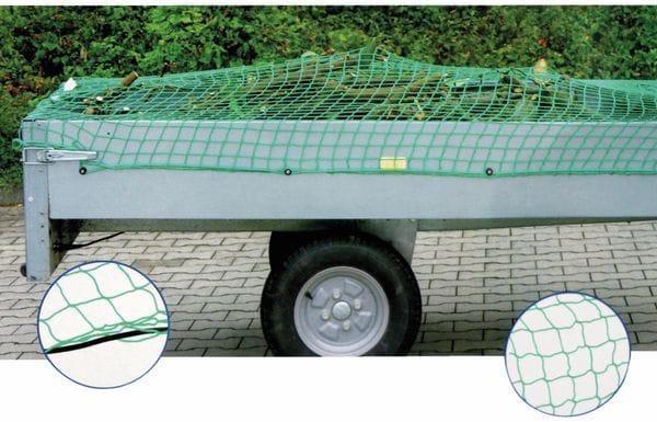 Anhängernetz KINZO, 150x220 cm - Produktbild 2