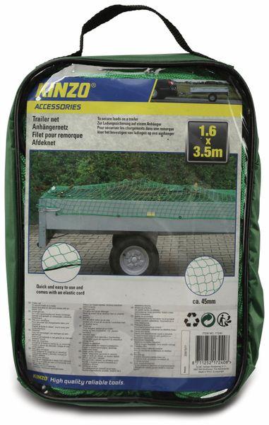 Anhängernetz KINZO, 160x350 cm
