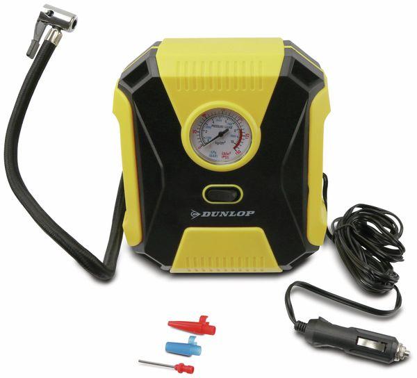 Luftkompressor DUNLOP 14113, 12 V-, 10 bar - Produktbild 2